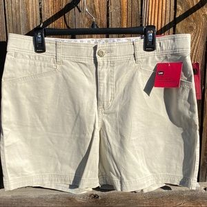 Lee Cream Shorts